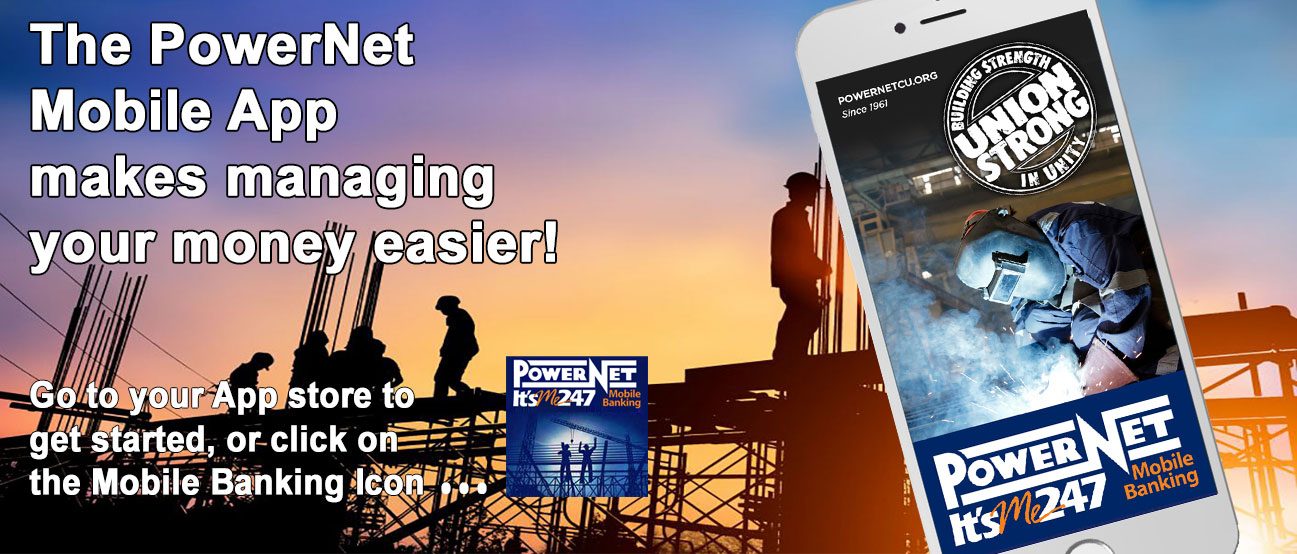 The Powernet Mobile App is Now Avavilable