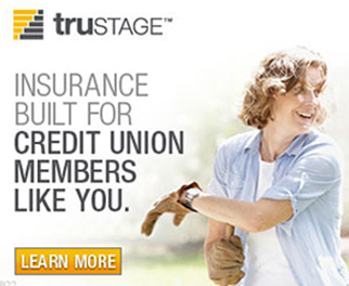 TRUSTAGE - Insurance built for credit union members like you. Learn more